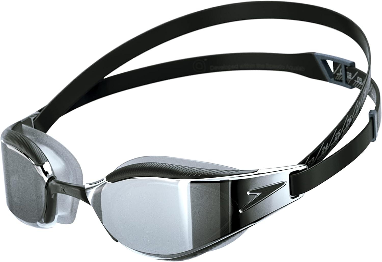 Speedo Unisex-Adult Be super welcome Swim New Orleans Mall Goggles Fastskin Mirrored Hyper Elite
