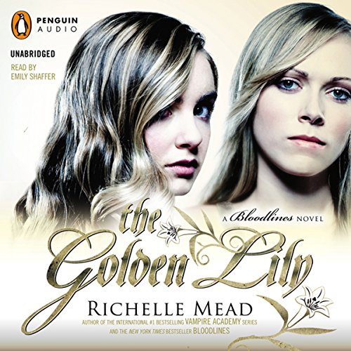 The Golden Lily audiobook cover art