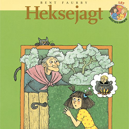 Heksejagt cover art
