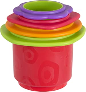 Playgro Chewy Stack and Nest Cups, Multi