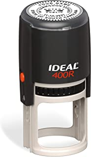 Round Notary Stamp for State of South Carolina | Self Inking Unit - Trodat Manufactured Ideal 400r with Advanced Durability