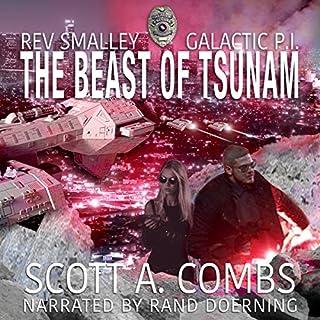 The Beast of Tsunam audiobook cover art