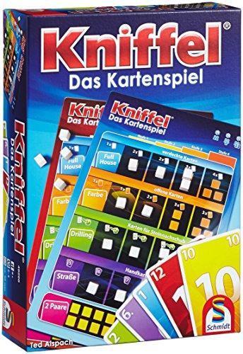 Schmidt Spiele 49266 - Kniffel, Das Kartenspiel