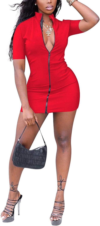 Women's Sexy Diamond Sequins Shiny Bra Crop Tops Mini Bodycon Dress Set Two Piece Outfit Clubwear