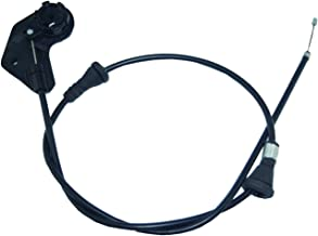 Autoparts Star Engine hood release cable Bowden cable for 98-05 BMW E46