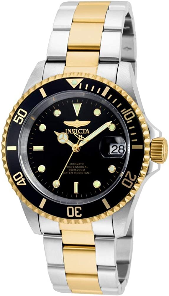 Invicta pro diver, orologio automatico  unisex,in acciaio inossidabile 8927OB