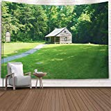 Asdecmoly Wall Tapestry, Printing Tapestries for Living Room Christmas and...