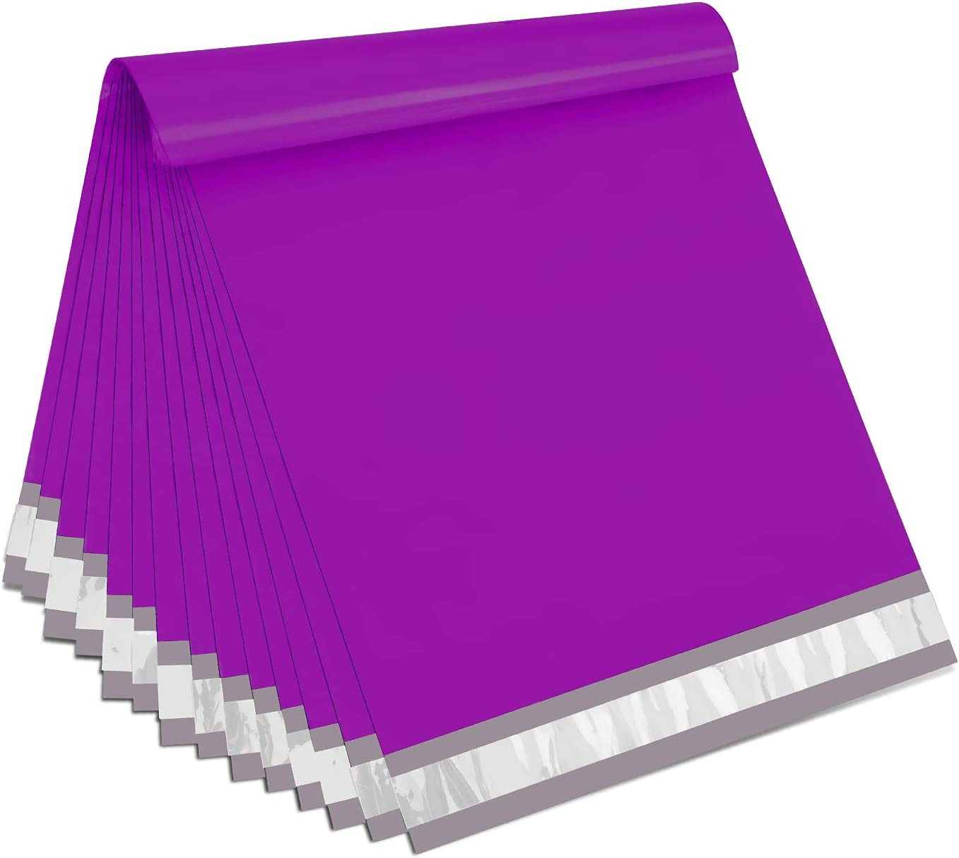 Sale SALE% OFF TOMVYTER 200PC Poly Mailers 10x13 Purple Inch Mailing Max 52% OFF Envelopes