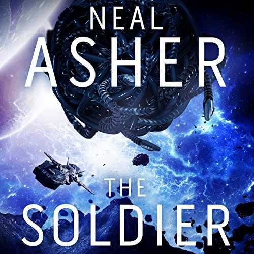 Couverture de The Soldier