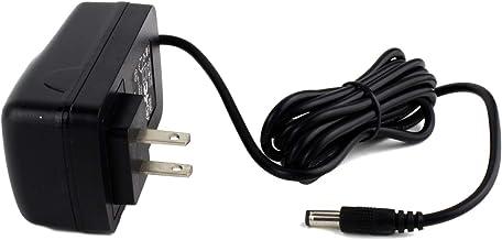 MyVolts 15V Power Supply Adaptor Compatible with Native Instruments Traktor Kontrol Z1 Mixer - US Plug