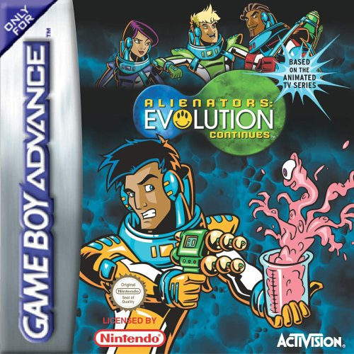 Alienators: Evolution Continue