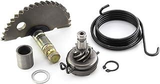 Kickstarter Ritzel, Mitnehmer, Feder Reparatur Revisions Set für 50ccm China 4 Takt Motoren (GY6)