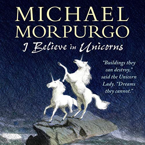 I Believe in Unicorns audiobook cover art