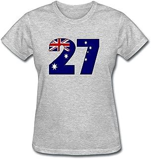 Hellobabe Women's Casey Stoner Design T Shirt