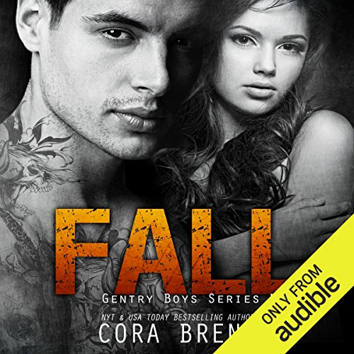 Fall audiobook cover art