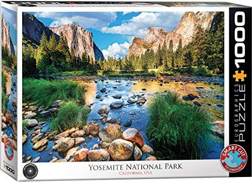 EuroGraphics Yosemite NATL Park 1000PC PUZZ