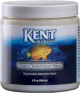 Kent Marine Organic Absorption Resin for Aquriums, 8-Ounce