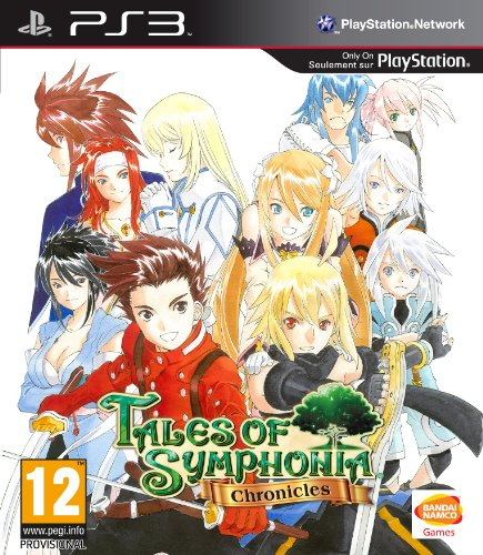 Tales of Symphonia Chronicles [import anglais]