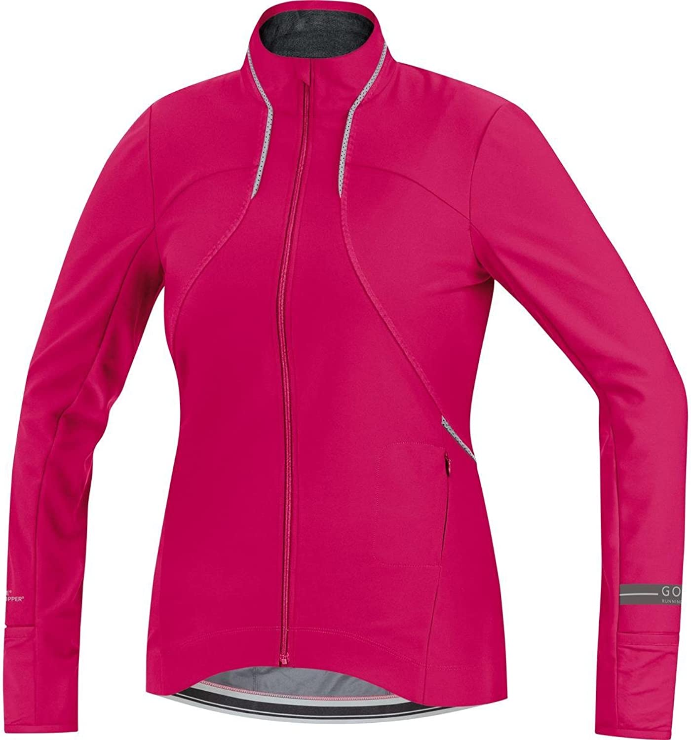 Gore Air Windstopper Softshell Women's Running Jacket  SS17  Small