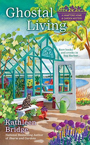Ghostal Living (Hamptons Home & Garden Mystery Book 3)
