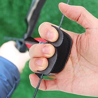 JULYKAI Les protège-Doigts antidérapants pour Les Archer, Les protège-Mains Portables pour Les Archer, Les Accessoires de ...