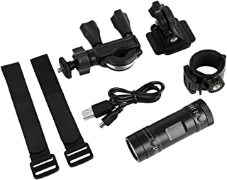 Fosa Action Camera, Bike Motorcycle DV Video Camera Waterproof 8MP HD 1080P Video Camcorder with Mount Kit, Mini Sports Ac...