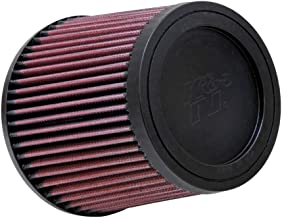 K&N Universal Clamp-On Engine Air Filter: Washable and Reusable: Round Tapered; 2.75 in (70 mm) Flange ID; 5.5 in (140 mm) Height; 6 in (152 mm) Base; 5 in (127 mm) Top , RU-4960