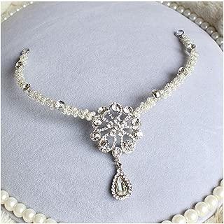 Acxico® High Quality Veil Bridal Wedding Tiara Hair Decoration Gauze