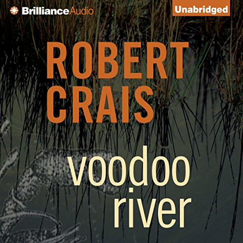 Voodoo River audiobook cover art