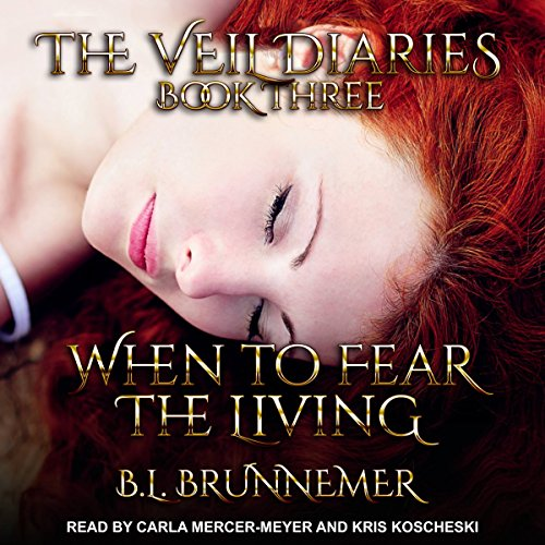 When to Fear the Living audiobook cover art