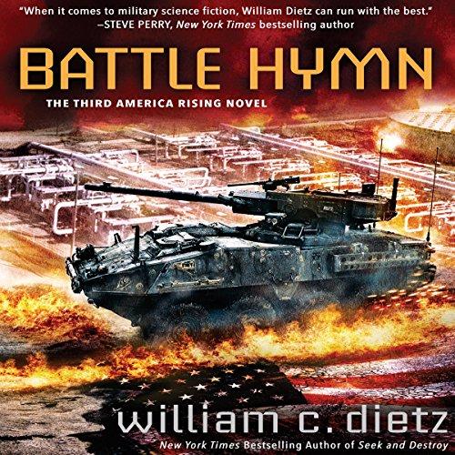 Battle Hymn audiobook cover art