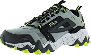 حذاء رجالي من Fila Oakmont TR مصنوع من الجلد مستوحى من الطراز القديم، للكبار