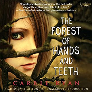 The Forest of Hands and Teeth audiobook cover art