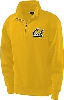 Shop College Wear UC Berkeley Cal Applique Men's 1/4