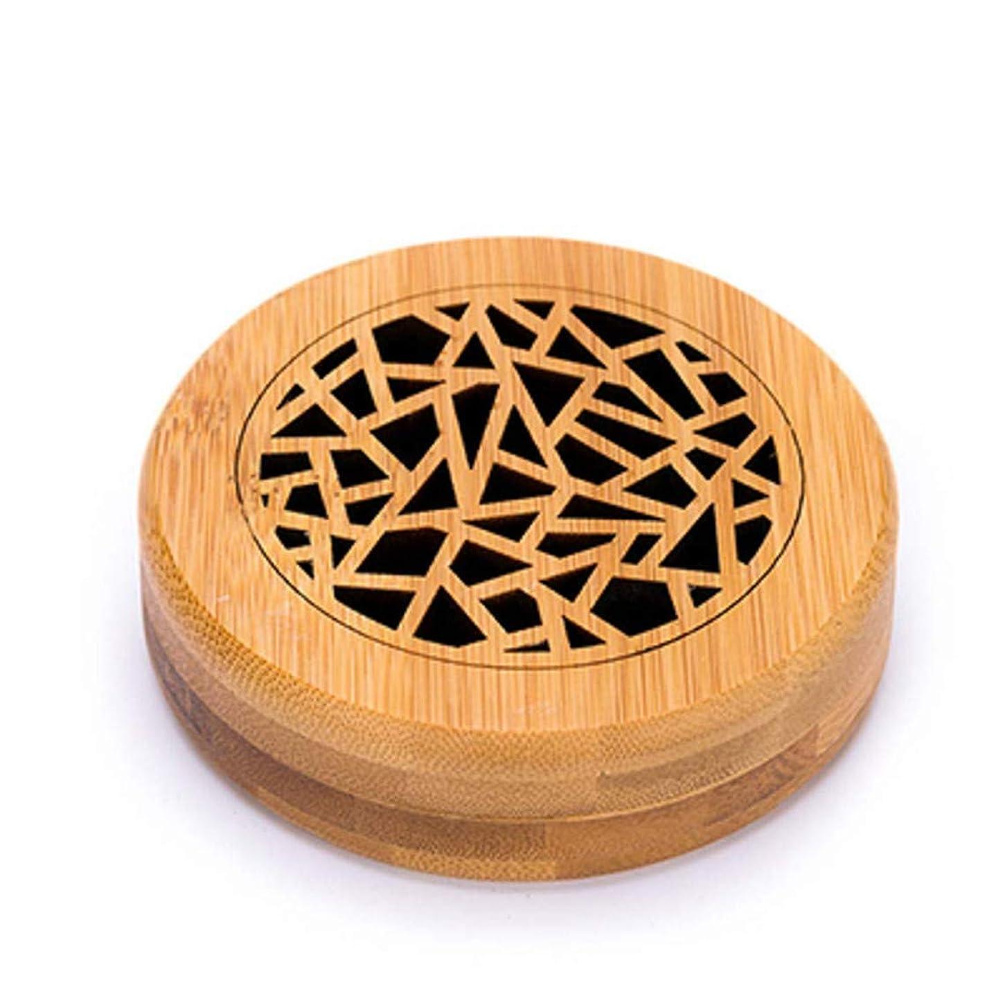 誓う恋人パステルWXNUH レトロ 竹 香炉 コイル 瞑想 香炉 天然素材 インセンスホルダー 室内 フレグランス ホームデコ ギフト