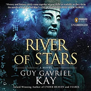 River of Stars audiobook cover art