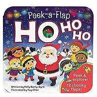 Ho Ho Ho (A Peek a Flap Book)