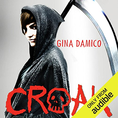 Croak audiobook cover art