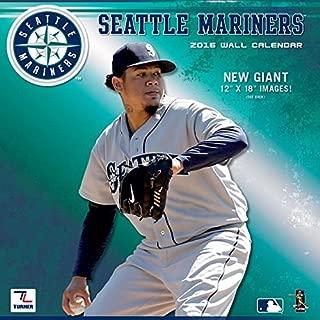 Seattle Mariners 2016 Calendar