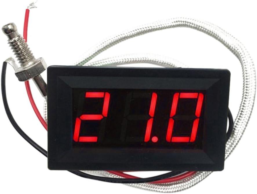 Digital Thermometer 30 800 ℃ Rote//blaue//gr/üne Blau