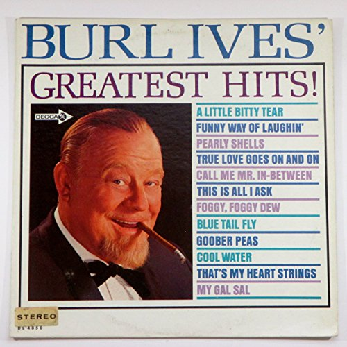 Burl Ives' Greatest Hits!