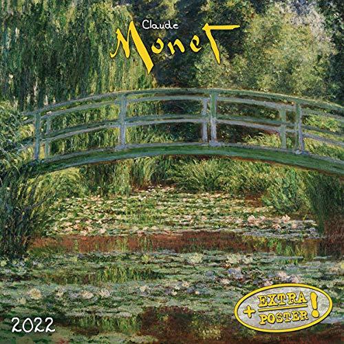 Claude Monet 2022: Kalender 2022 (Artwork Media)