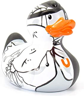 Magna Blossom (Japanese Comic) Planet Rubber Duck Bath Toy   Highly Collectable Elegant Packaging   Imported from Holland   Bud Ducks Collectors Series  by Bud Duck USA