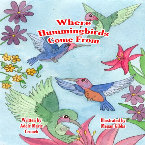 Where Hummingbirds Come From audiobook cover art