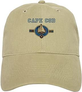 CafePress Cape Cod 1 Cap Baseball Cap