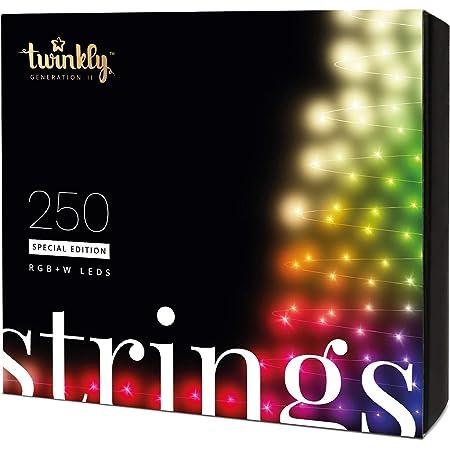 Christmas Tree Decoration Smart Lights Customized via Bluetooth String Light App