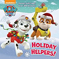 Holiday Helpers! (PAW Patrol) (Pictureback(R))