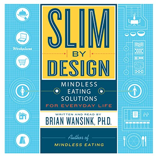 Slim by Design audiobook cover art
