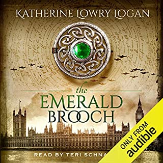 Page de couverture de The Emerald Brooch