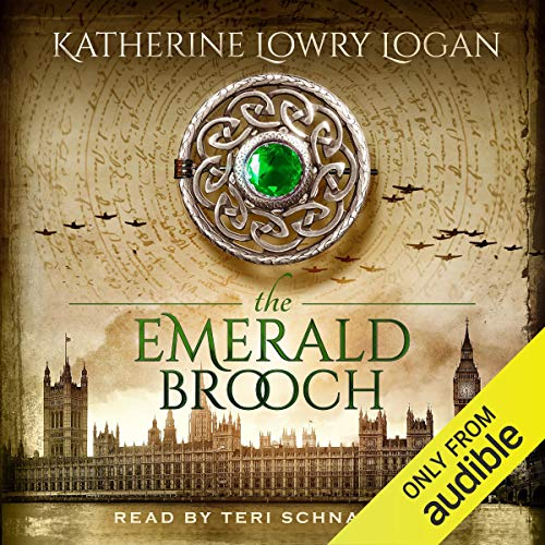 The Emerald Brooch  By  cover art